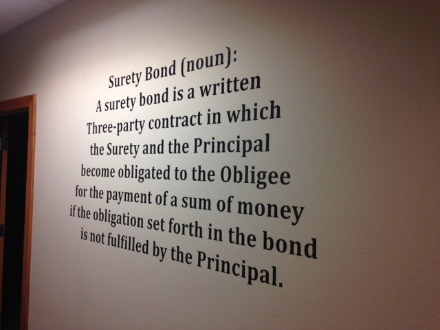 what is a surety bond