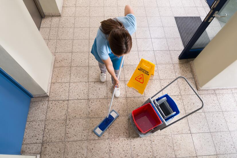 what is a janitorial bond