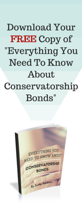 Conservatorship Bonds